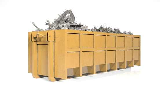 Salem County Dumpster Rental