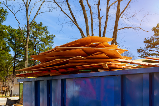 Dumpster Rental Delivery to Salem County