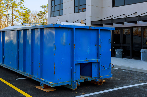 11 Yard Dumpster Rental in South Jersey